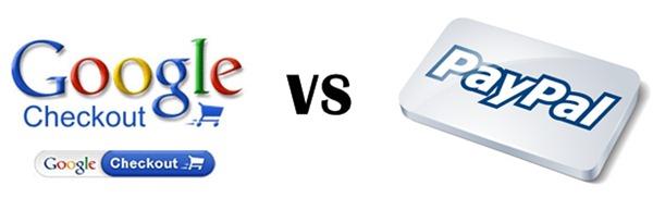 google checkout vs paypal