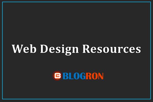 6 Web Design Resources 2