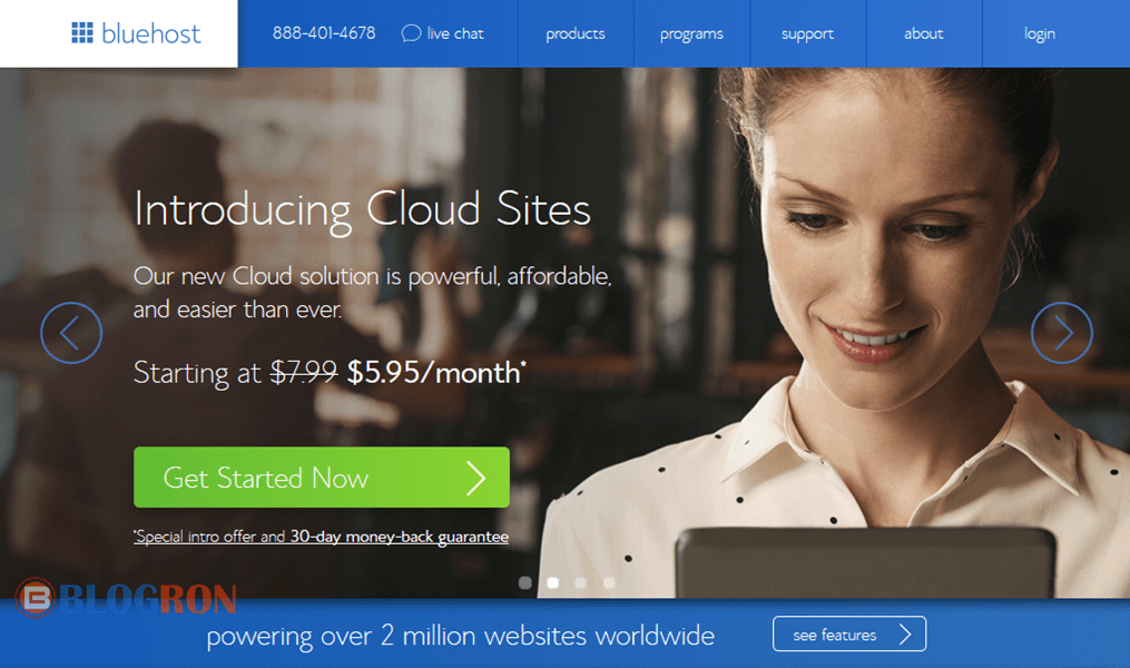 Web Hosting Reviews -bluehost